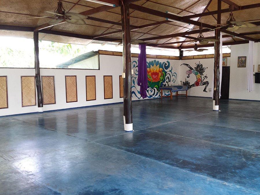 Ananda Yoga Hall